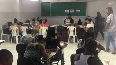 SEDUC realiza projeto de Orientação Profissional para estudantes do Ensino Médio do município