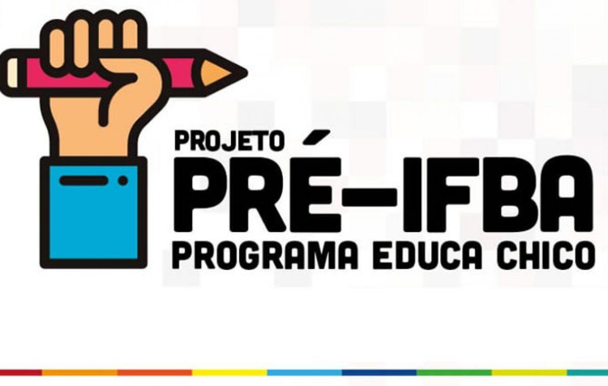 Simulado Geral do Pré-IFBA será realizado no sábado (29)