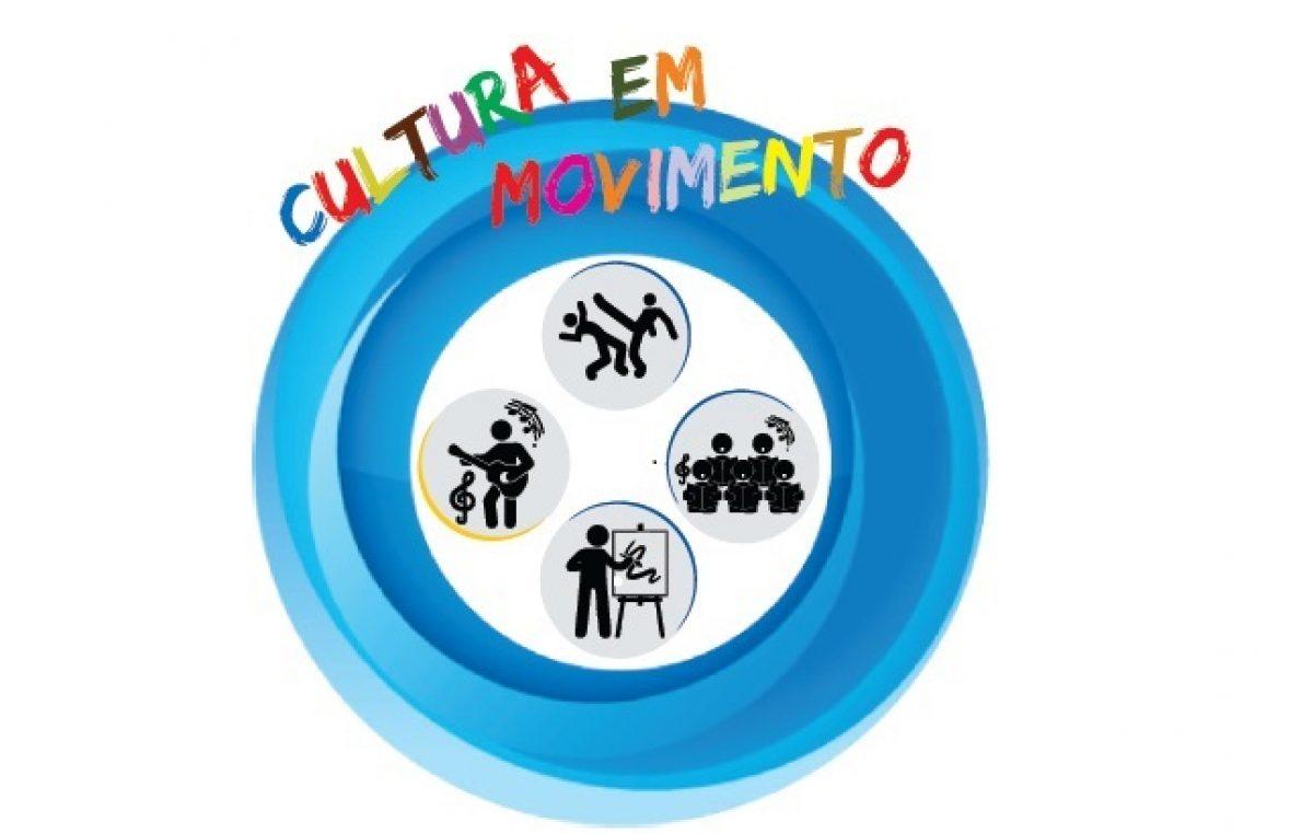 SECULT irá promover a 2ª Edição do Projeto Cultura em Movimento dia 22 de agosto