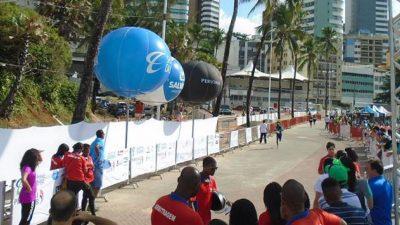 Atleta franciscano irá participar da Maratona de Salvador