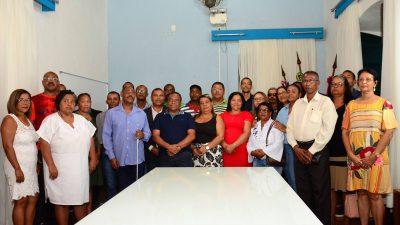 Em ato de cidadania e democracia, Prefeitura de São Francisco do Conde deu posse ao Conselho Municipal de Saúde – biênio 2018-2020