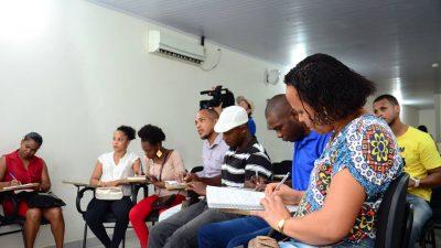 Oficina promovida pela SECULT auxiliou artistas, produtores, associações e grupos culturais do município na elaboração de Projetos