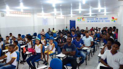 SDHCJ realizou a culminância da Semana da Juventude nesta terça-feira (25)