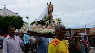 Fiéis renderam homenagens a Nossa Senhora do Perpétuo Socorro