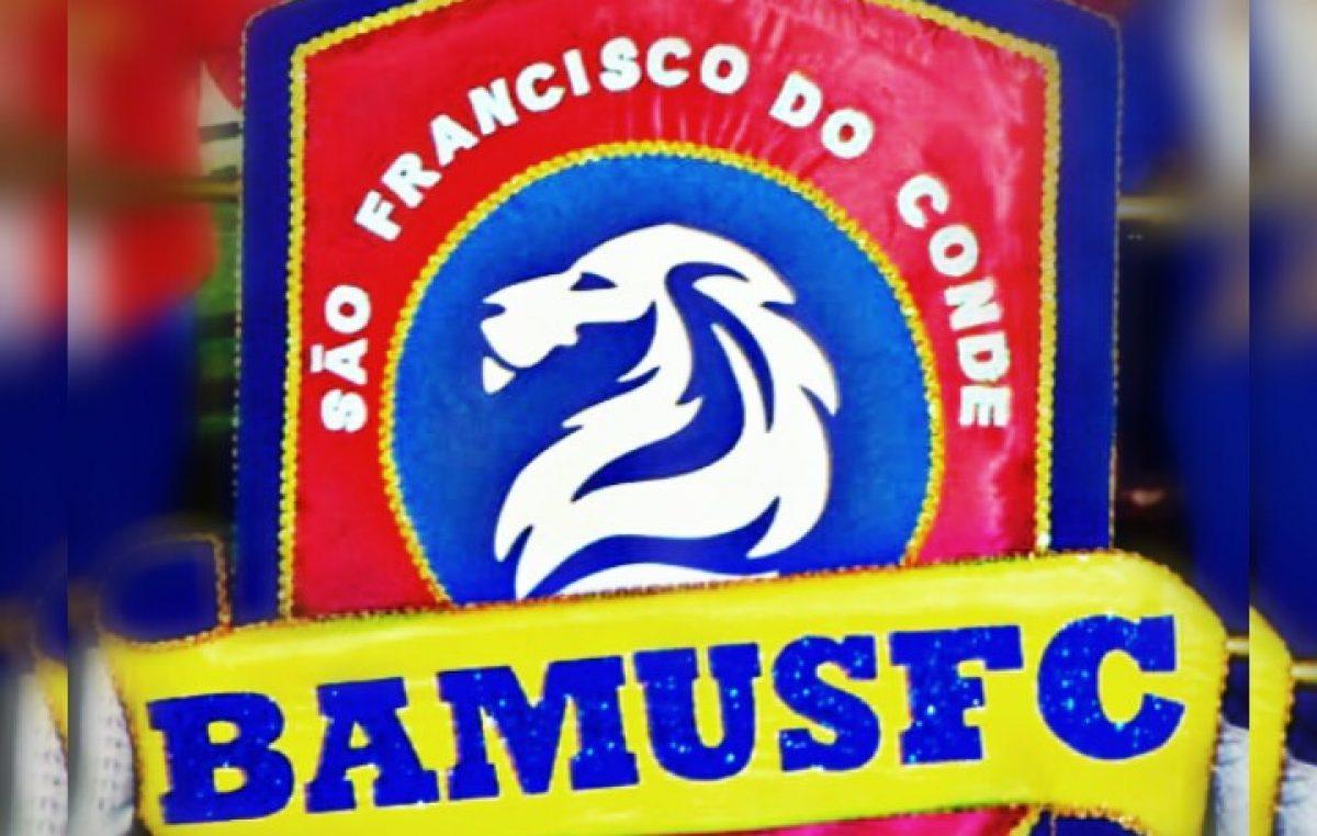 BAMUSFC é campeã mais uma vez!