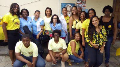 Equipes do CRAS Coroado realizaram atividades de prevenção e conscientização sobre o suicídio