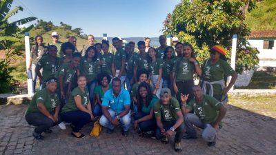 Estudantes da Rede Municipal de Ensino finalizam, com sucesso, o curso de Multiplicadores em Meio Ambiente