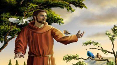 São Francisco de Assis receberá homenagens em comemoração ao seu dia