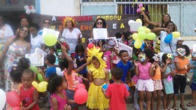 As escolas Tio Cláudio e Almir Pinto irão realizar a 2ª Caminhada Ecológica