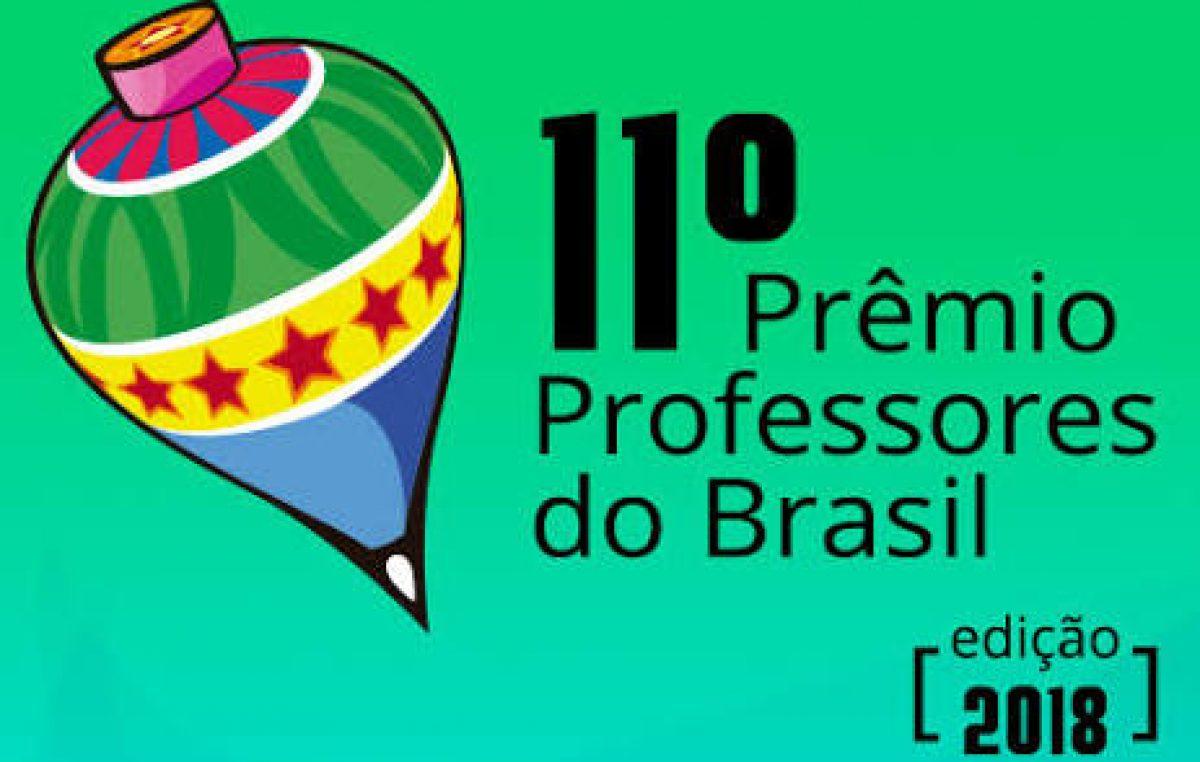 Professoras franciscanas são destaque no 11° Prêmio Professores do Brasil