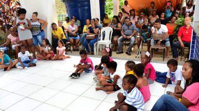 Voartear II integra família e escola através da magia das artes