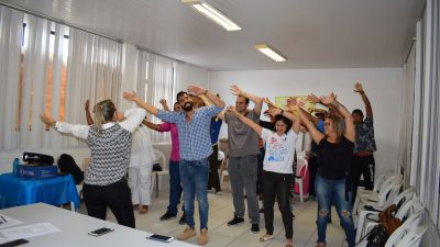 Conselho Municipal de Saúde do biênio 2018/2020 recebe capacitação voltada para o SUS e o Controle Social
