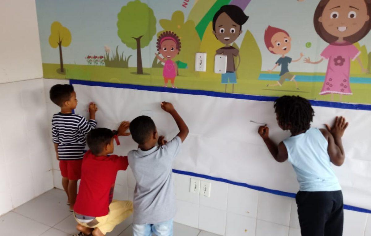 Núcleo Integrado de Cuidados à Criança e à Pessoa com Doença Falciforme promove atividades pela Semana da Criança
