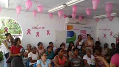 Unidades de Saúde da Família e CRESAM promoveram atividades para a comunidade