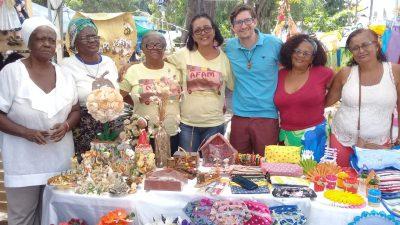 Artesãs de São Francisco do Conde participaram da festa literária mais charmosa do Brasil – Flica 2018