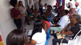 Outubro Rosa:Dia D de Conscientização e Prevenção ao Câncer de Mama aconteceu no Caípe