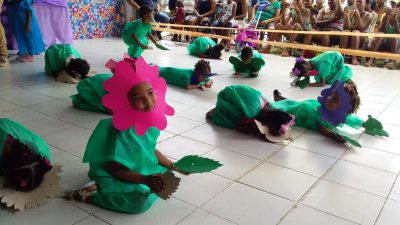 Alegria, inclusão e participação das famílias encerram as ações do VOARTEAR II