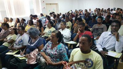 Cultura em Movimento: Primeira fase do Curso de Formação de Agentes Culturais promoveu intercâmbio entre os fazedores de cultura do município