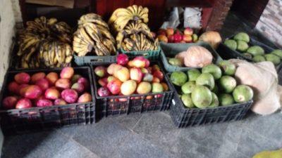 SEMAP entrega alimentos da agricultura familiar às famílias assistidas pelo Centro de Referência de Assistência Social (CRAS) do bairro de São Bento