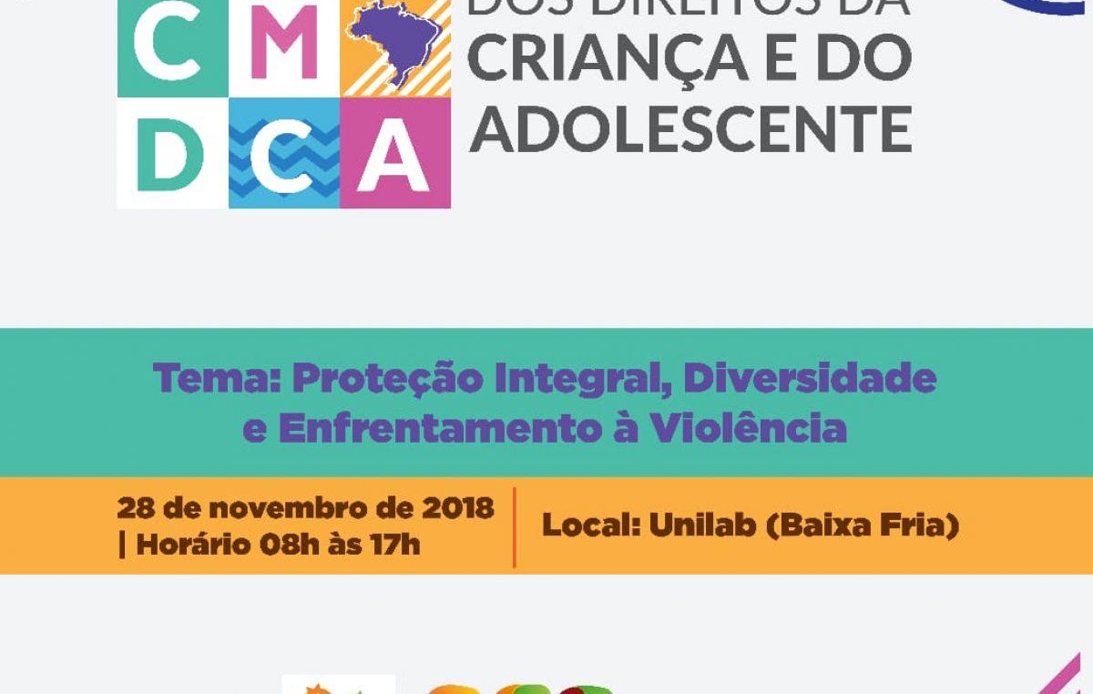 X Conferência Municipal dos Direitos da Criança e do Adolescente acontecerá no dia 28 de novembro em São Francisco do Conde