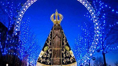 Festejos em homenagem a Nossa Senhora Aparecida acontecem de 09 a 12 de outubro