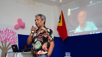 SECULT estimula capacitação de agentes culturais do município
