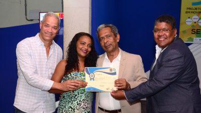 SECULT: Alunos que participaram da Oficina de Formação de Agentes Culturais foram certificados