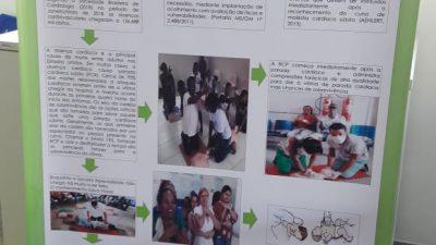 'Curso RCP Para Todos' integra a 'Mostra Saúde é Meu Lugar' da Escola Estadual de Saúde Pública – EESP