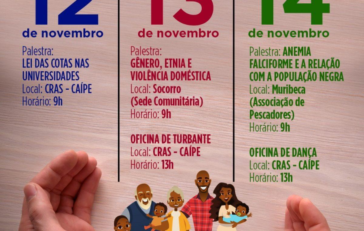 SEDESE promove ciclo de palestras e atividades socioeducativas