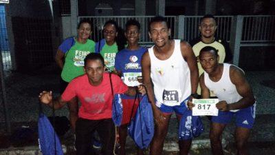 Atletas franciscanos representaram o município na Feira Night Run Análise, que aconteceu no último dia 10 de novembro