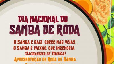 Dia Nacional do Samba de Roda será celebrado em São Francisco do Conde