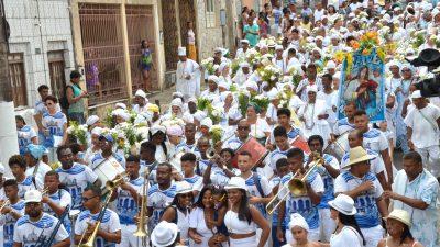 Fé e tradição marcaram os Festejos de Nossa Senhora da Conceição da Praia em São Francisco do Conde