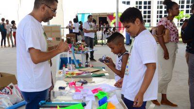 Experiências exitosas na Educação são apresentadas no Brincatelier
