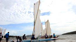 II Festival de Mariscos e Regata Centenária de Canoas valorizou a cultura e as tradições de Santo Estevão