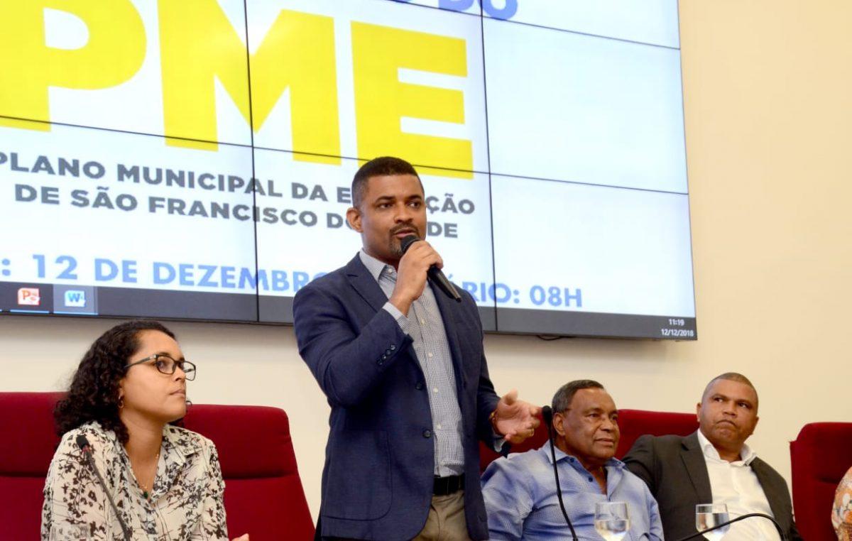 Audiência Pública de Avaliação do Plano Municipal de Educação – PME foi realizada, com louvor, em São Francisco do Conde