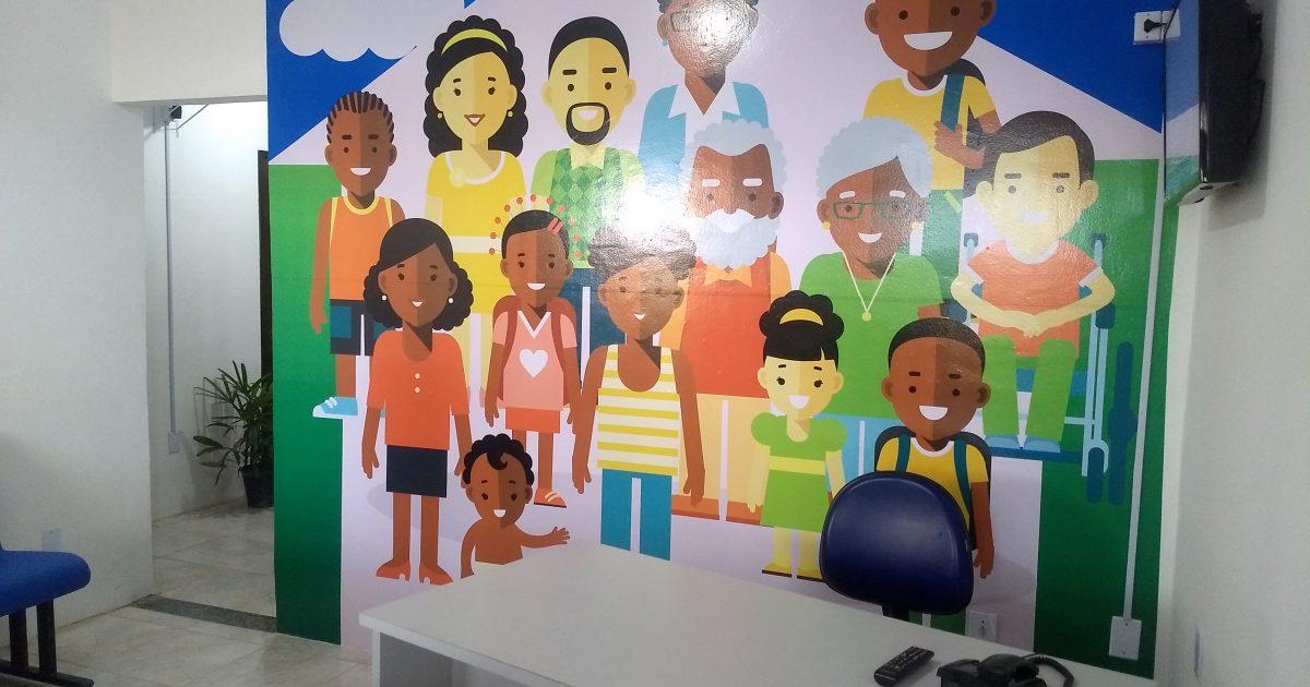 Em clima de muita alegria e emoção, prefeito de São Francisco do Conde inaugura a nova sede do Centro de Referência de Assistência Social (CRAS), do bairro do Caípe de Cima