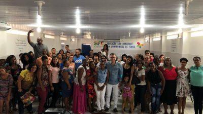 I Workshop Transição da Universidade para o Mercado de Trabalho, promovido pela SEDUC, surpreende participantes