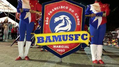 BAMUSFC é bicampeã no Campeonato Estadual de Bandas e Fanfarras