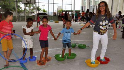 """""""II Brincatelier: Brincantes nos Territórios das Infâncias"""" será realizado nesta sexta-feira (07)"""