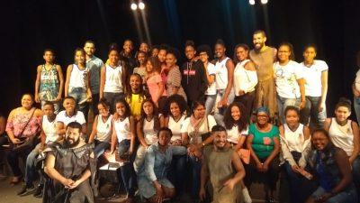 Secretaria da Educação leva estudantes da Rede Municipal de Ensino ao teatro