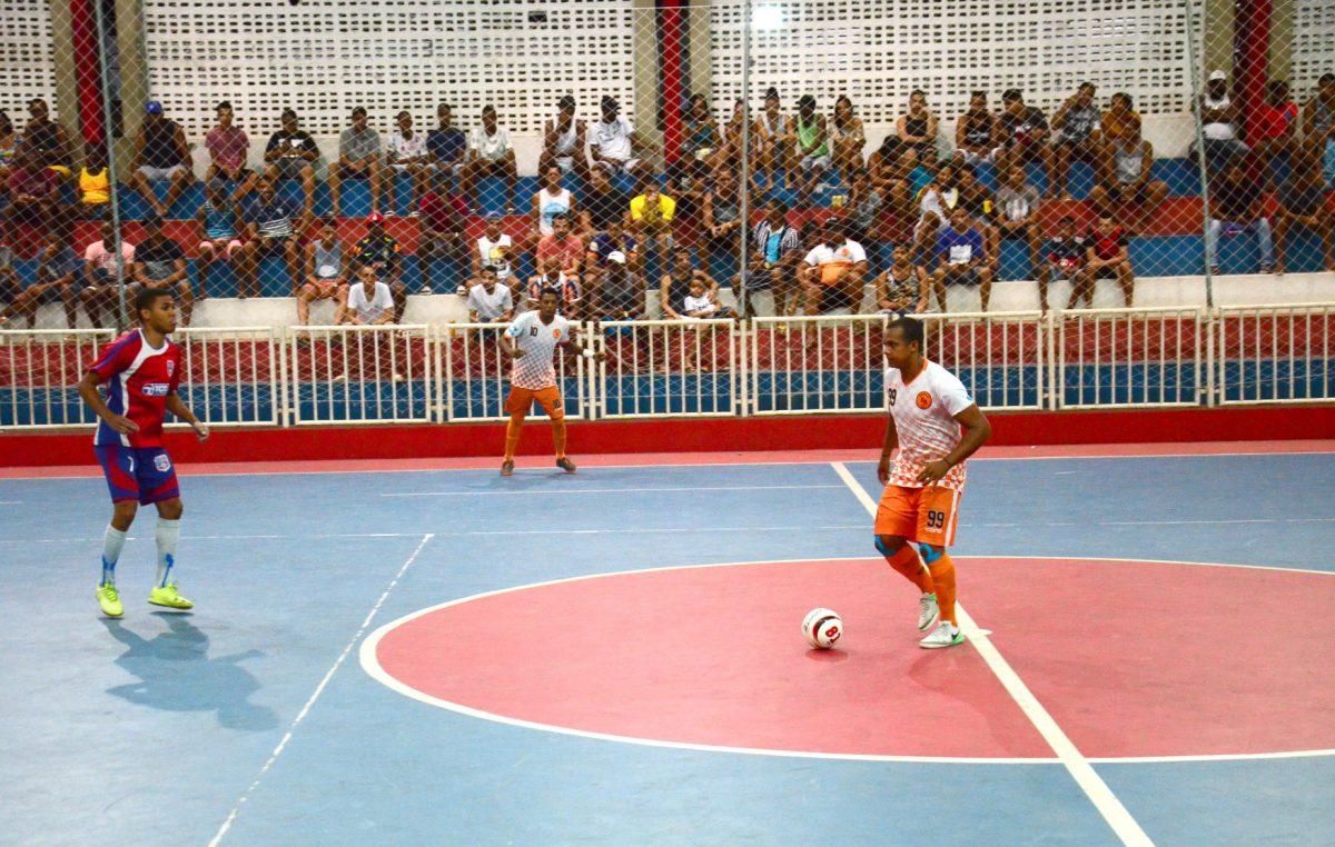 Final do Campeonato Municipal de Futsal movimentou São Francisco do Conde