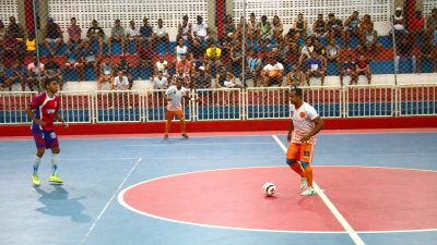 Final do Campeonato Municipal de Futsal movimentou São Francisco do Conde