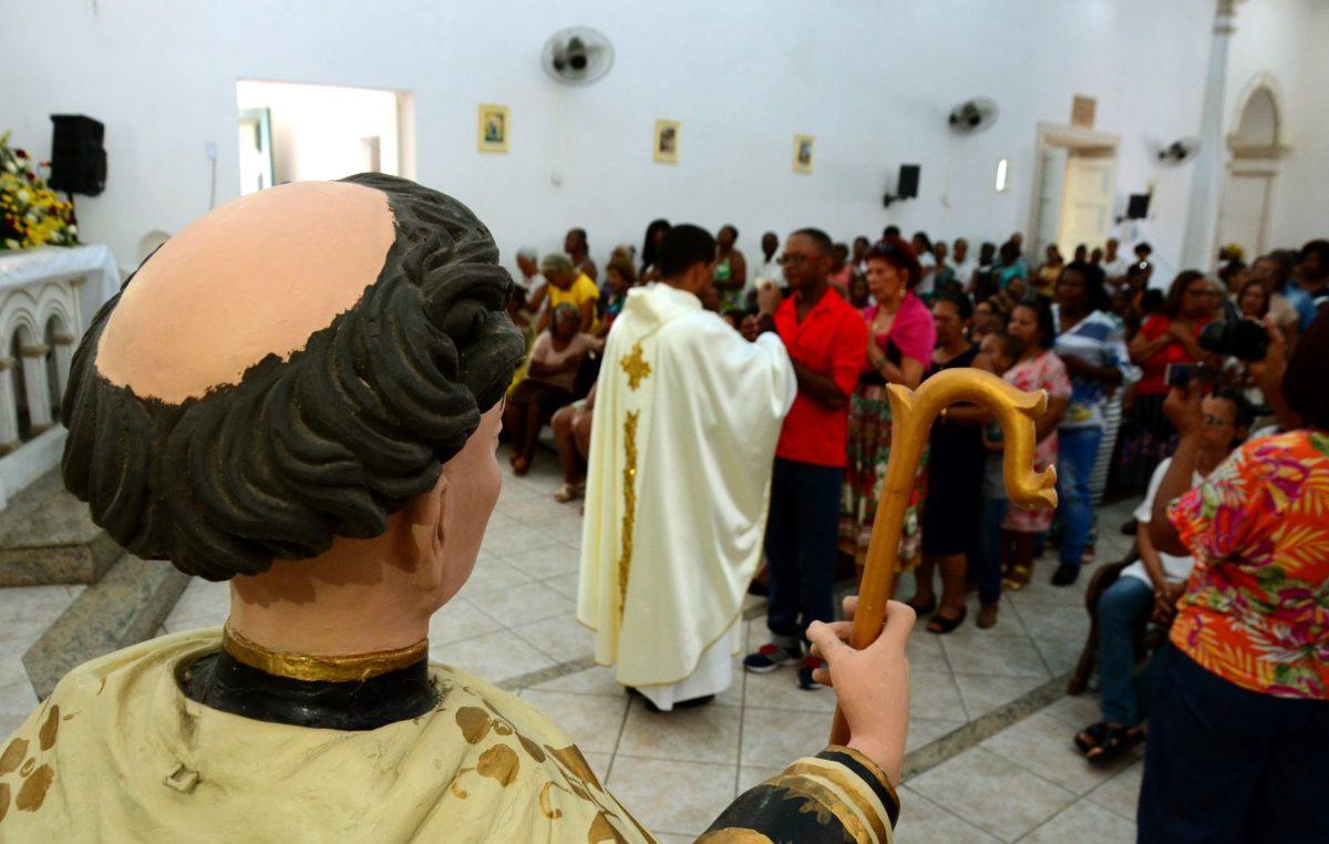 Devoção: Festa de São Gonçalo reuniu dezenas de fiéis em São Francisco do Conde
