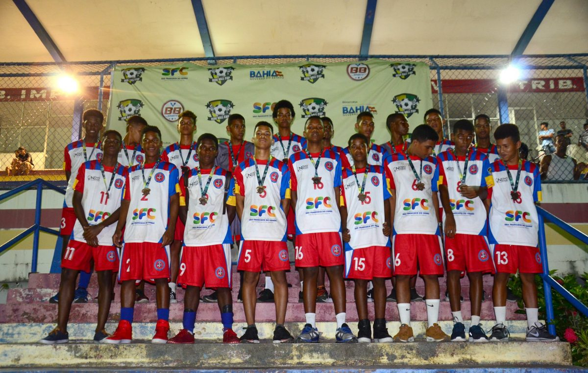 São Francisco do Conde sediou a grande final da Rede Ball Cup 2019 – Categoria sub-16