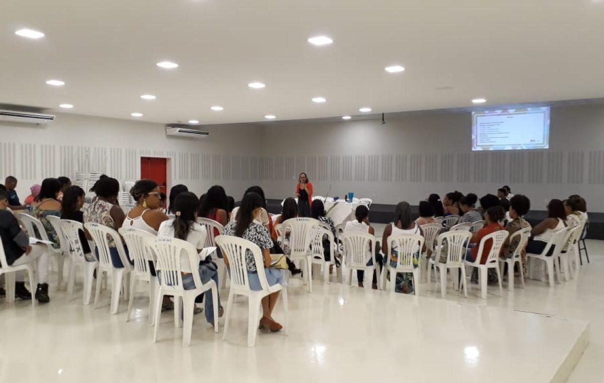 Encontro QualiDG promove diálogo, planejamento e reflexão entre profissionais da Rede Municipal de Ensino