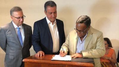 Policlínica Regional de Saúde em São Francisco do Conde beneficiará seis municípios através de consórcio
