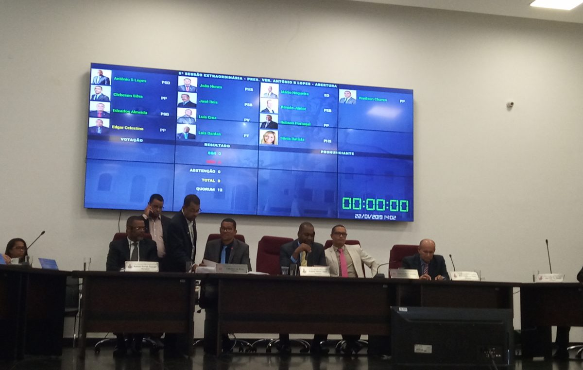 Legislativo aprovou projetos importantes na área da saúde durante Sessão Extraordinária