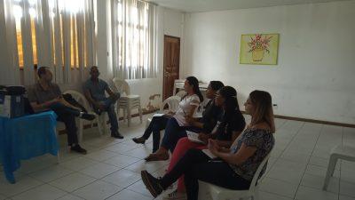 Saúde promoveu acolhimento para servidoras aprovadas no Concurso Público