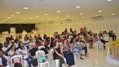 Seminário das ações exitosas da Educação de Jovens e Adultos é realizado pela Secretaria da Educação de São Francisco do Conde