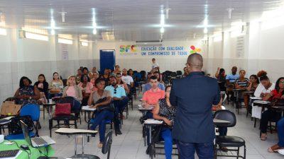 Aulas do segundo módulo do Curso de Extensão #QualificaServidor teve início nesta quarta-feira (06)
